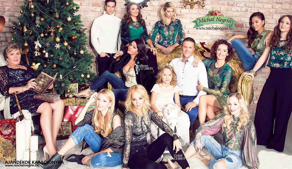Michal Negrin karácsony