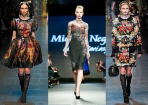Michal Negrin - Dolce Gabbana